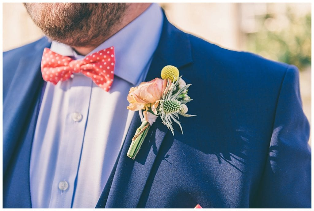 Groom's buttonhole | bijouxfloral.co.uk
